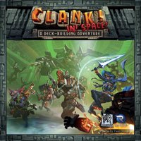 Clank! Edizione Inglese: In Space