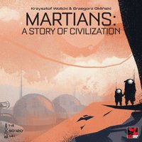 Martians: A Story of Civilization
