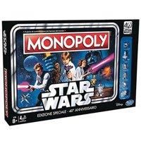 Monopoly: Star Wars - Edizione 40° Anniversario Danneggiato 2