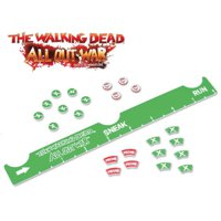 The Walking Dead All Out War: Set Accessori Sopravvissuti