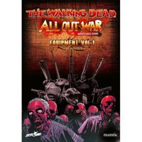 The Walking Dead All Out War: Equipaggiamento