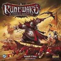 RuneWars Il Gioco di Miniature: Uthuk - Uthuk Y'llan