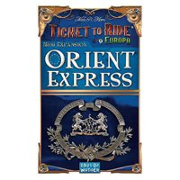 Ticket to Ride Europa: Orient Express Mini Expansion