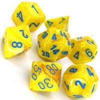 Set di Dadi Vortex (Giallo, Blu)