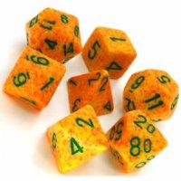 Set di Dadi Speckled (Loto)