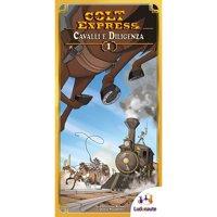 Colt Express: Cavalli e Diligenza