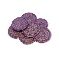 Scythe: Monete in Metallo da 50