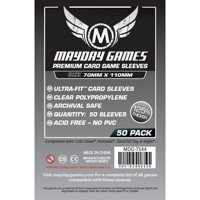 Bustine Premium Silver Mayday 50 (70x110)
