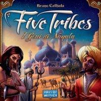 Five Tribes: I Geni di Naqala