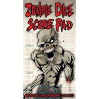 Zombie Dice: Score Pad