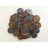 Viticulture: Monete in Metallo