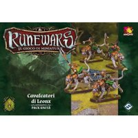 RuneWars Il Gioco di Miniature: Latari - Cavalcatori di Leonx