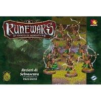 RuneWars Il Gioco di Miniature: Latari - Arcieri di Selvascura