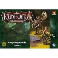 RuneWars Il Gioco di Miniature: Latari - Maegan Cyndewin