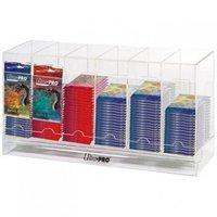 Dispenser Acrilico Bustine Collezionabili Ultra Pro