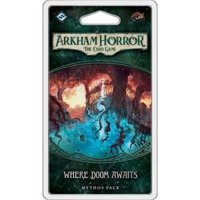 Arkham Horror - The Card Game LCG: Where Doom Awaits