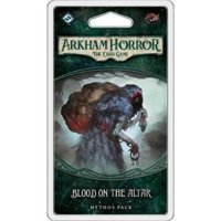 Arkham Horror - The Card Game LCG: Blood on the Altar