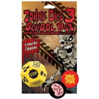 Zombie Dice: 3 School Bus