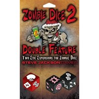 Zombie Dice: 2 Double Feature