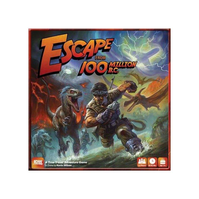 Escape from 100 million b c di idw games gioco da tavolo - Talisman gioco da tavolo ...