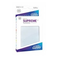 Bustine Japanese Ultimate Guard Supreme UX Matte 60 (GHIACCIO)