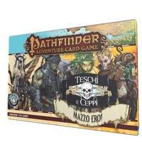 Pathfinder Adventure Card Game: Teschi e Ceppi - Mazzo Eroi