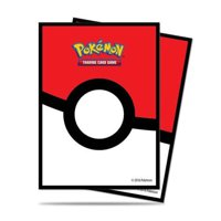 Bustine Standard Pokemon 65 (POKEBALL)