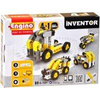 Inventor: Industrial Giallo 4 Modelli