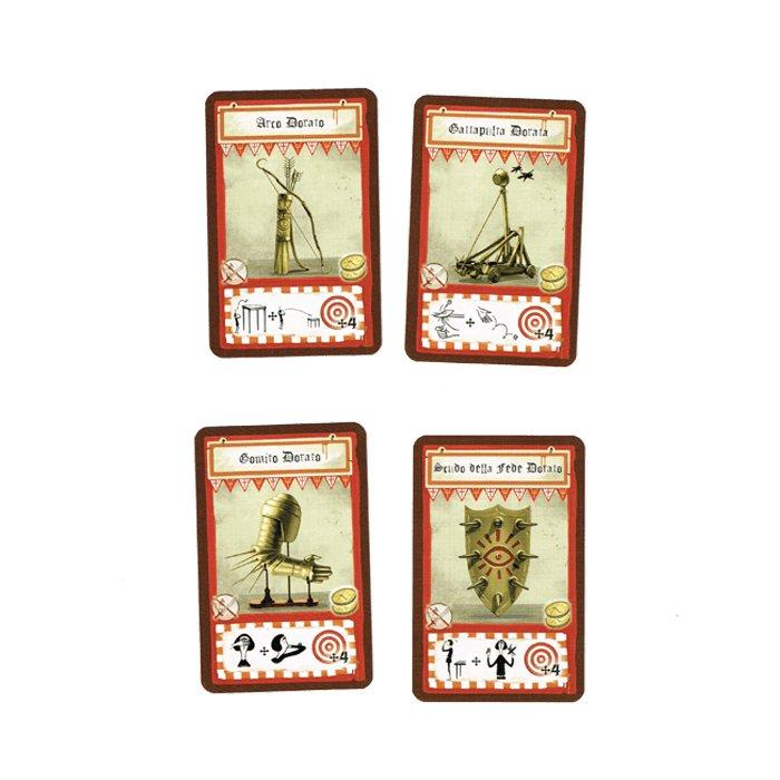 Dungeon fighter promo pack di cranio creations gioco da - Dungeon gioco da tavolo ...