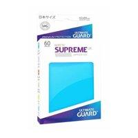 Bustine Japanese Ultimate Guard Supreme UX Matte 60 (CELESTE)