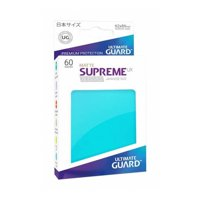 Bustine Japanese Ultimate Guard Supreme UX Matte 60 (ACQUAMARINA)
