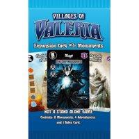 Villages of Valeria: Monuments