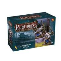 RuneWars Il Gioco di Miniature: Daqan - Golem di Rune