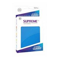 Bustine Standard Ultimate Guard Supreme UX 80 (CELESTE)