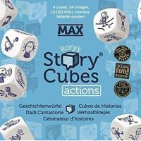 Story Cubes: MAX Actions