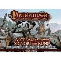 Pathfinder Adventure Card Game: Ascesa dei Signori delle Rune - La Fortezza dei Giganti delle Rocce