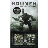 Hawken: Sharpshooter vs Bruiser - Core Set