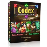 Codex Card Time Strategy: Core Set