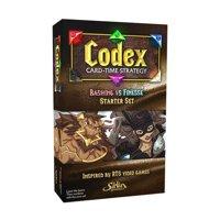 Codex Card Time Strategy: Starter Set