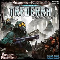 Shadows over Brimstone: Other Worlds - Trederra