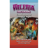 Valeria Card Kingdoms: Peasants & Kinghts