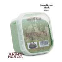 Basette: Base - Moss Green