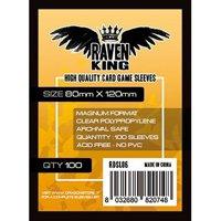 Bustine Gold Dixit Raven King 100 (80x120)