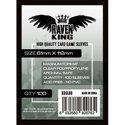 Bustine Tarot Raven King 100 (61x112)