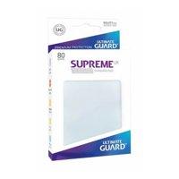 Bustine Standard Ultimate Guard Supreme UX Matte 80 (GHIACCIO)
