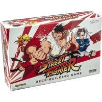 Street Fighter: Deck-Building Game