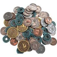 Scythe: Monete in Metallo