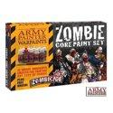 Set Colori: Zombicide - Zombie Core Paint Set