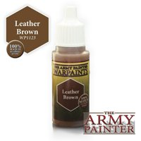 Warpaints - Leather Brown (18ml)