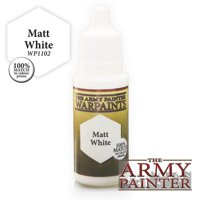Warpaints - Matt White (18ml)